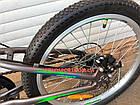 Детский велосипед Crosser Bright 20 дюймов серый, фото 6