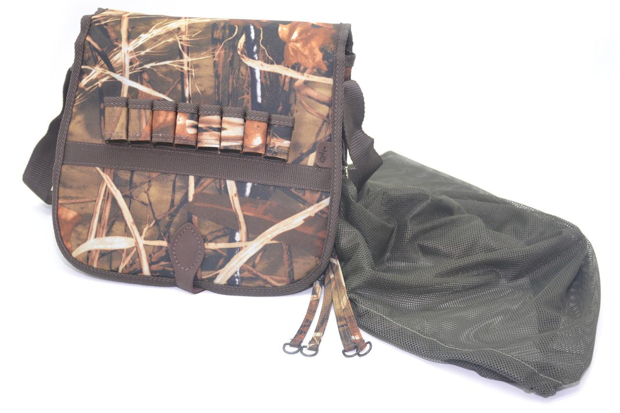 Ягдташ сумка охотничья камуфляж 7 8003