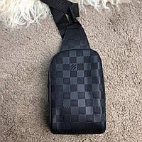 Louis Vuitton Bumbag Damier Infini (реплика)