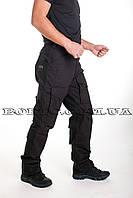 """Брюки тактические """"SHTORM"""" BLACK, фото 3"""