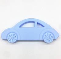 """Силиконовый грызунок """"Автомобиль Голубой"""", фото 1"""