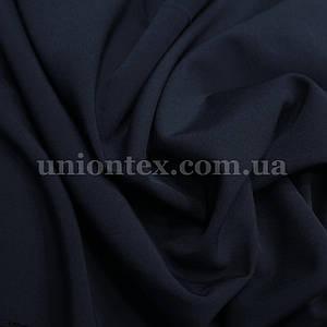 Ткань тиар темно-синяя