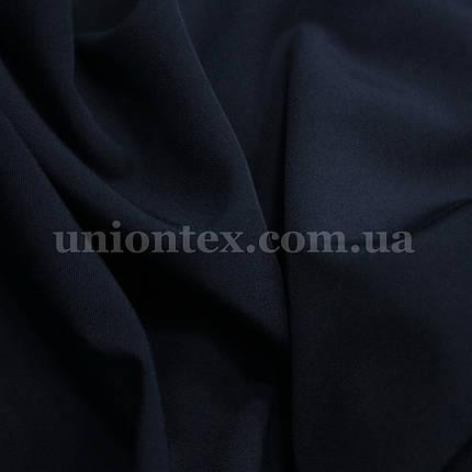 Ткань тиар темно-синяя, фото 2