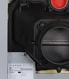 Вугільний котел твердопаливний Viadrus U 22 C - 4 секції 23 кВт, фото 5