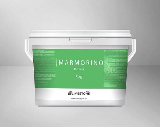 Декоративная штукатурка Marmorino medium 8kg