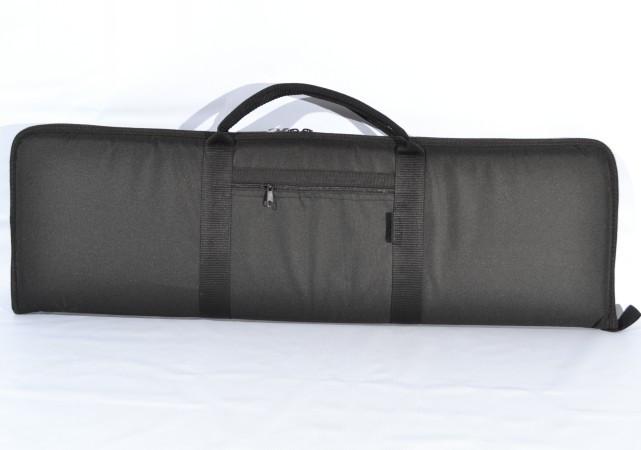 Чехол для ружья прямоугольный 80см* 25 синтетический черный 5248, фото 1