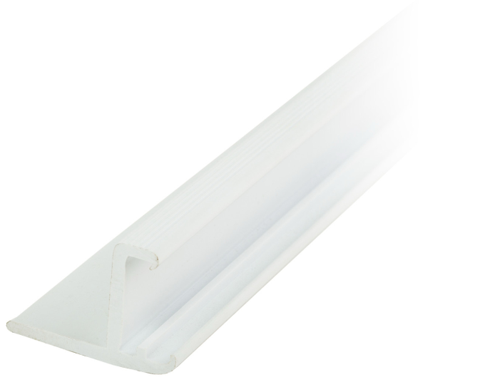 L–образный профиль ПВХ Nexus (монтажный) ширина 25 мм, длина 2 метра