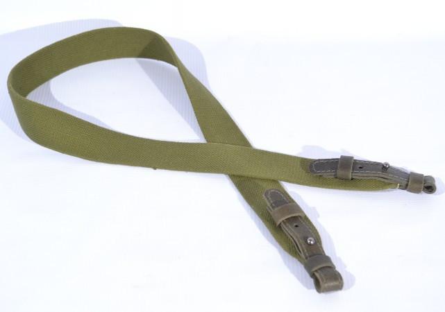 Ремень для ружья брезентовый 110 см 5046