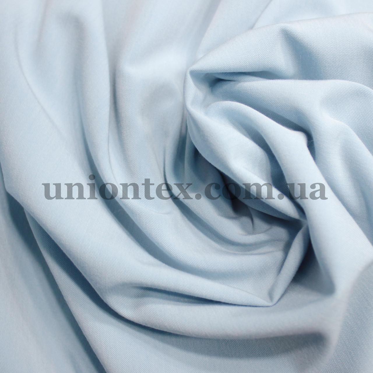 Ткань тиар голубой