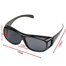 Антибликовые очки для вождения HD Vision Wrap Arounds, фото 2