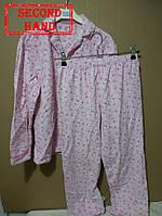 Пижама на девочку 152/12лет. Осень, зима;