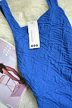 Новый фактурный сарафан / комбинезон с юбкой Boohoo, фото 3