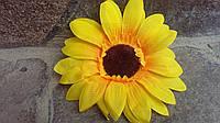 Головки подсорлнуха (упаковка-30 шт  диаметр цветка-15 см)