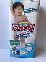 Подгузники Goo.N Гун XL 42 шт. (12 - 20 кг)