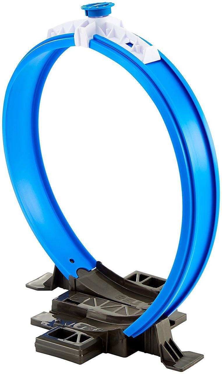 Хот Вілс Аксесуар для треків Петля З'єднай всі треки Hot Wheels Track Builder Loop Accessory