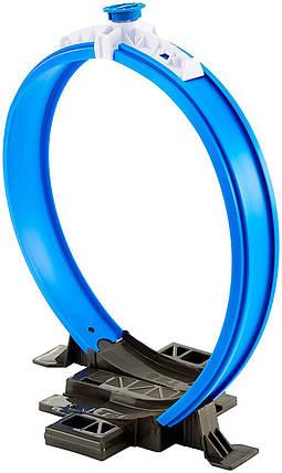 Хот Вілс Аксесуар для треків Петля З'єднай всі треки Hot Wheels Track Builder Loop Accessory, фото 2