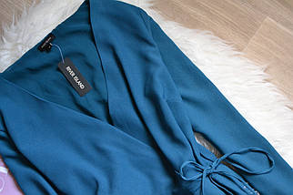 Новое платье с разрезами на рукавах и на запАх River Island, фото 3
