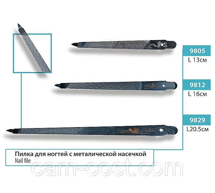 Пилка для нігтів SPL 9812