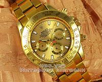 Наручные часы Rolex Daytona Gold Gold реплика часы как у физрука Фомы мужские наручные часы классика