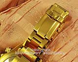 Наручные часы Rolex Daytona Gold Gold реплика часы как у физрука Фомы мужские наручные часы классика, фото 4