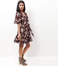 Цветочное платье на запАх New Look, фото 2