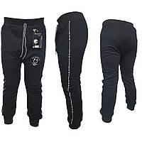Спортивные детские трикотажные штаны, фото 1