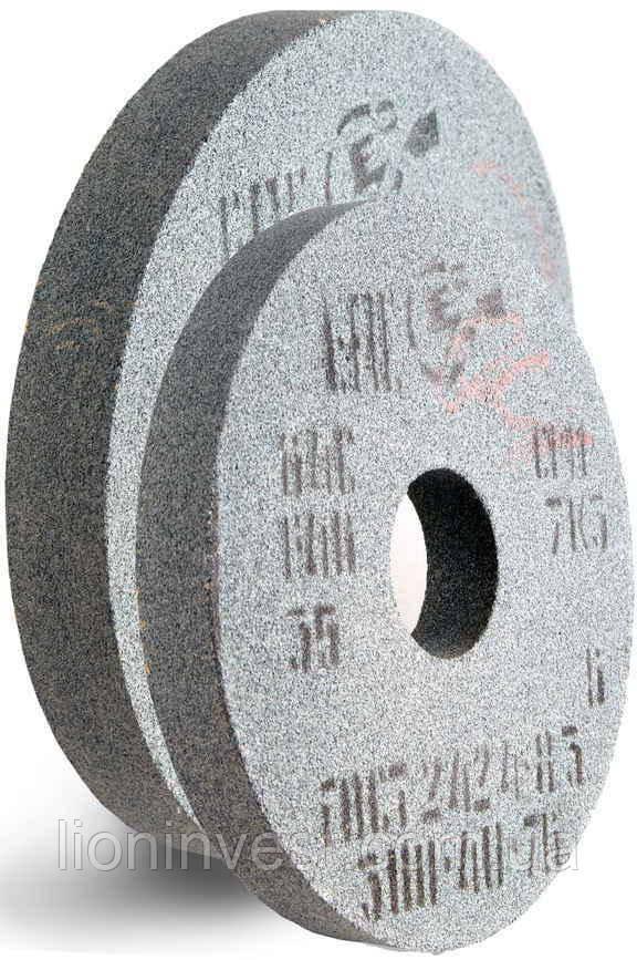 Круги шлифовальные 64С 450х63х203