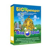 Биопрепарат ВОДОГРАЙ K: компост