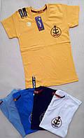Детская футболка для мальчика (9 - 12 лет) купить оптом по низкой цене