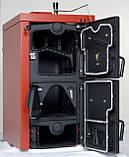 Твердопаливний вугільний чавунний котел Viadrus U 22 C, фото 3