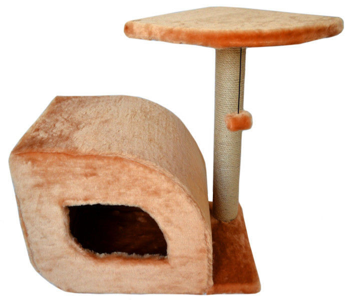 Домик когтеточка для котов Танго
