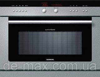 Духовой шкаф с функцией микроволновой печи SIEMENS HB 86 Q 560 E