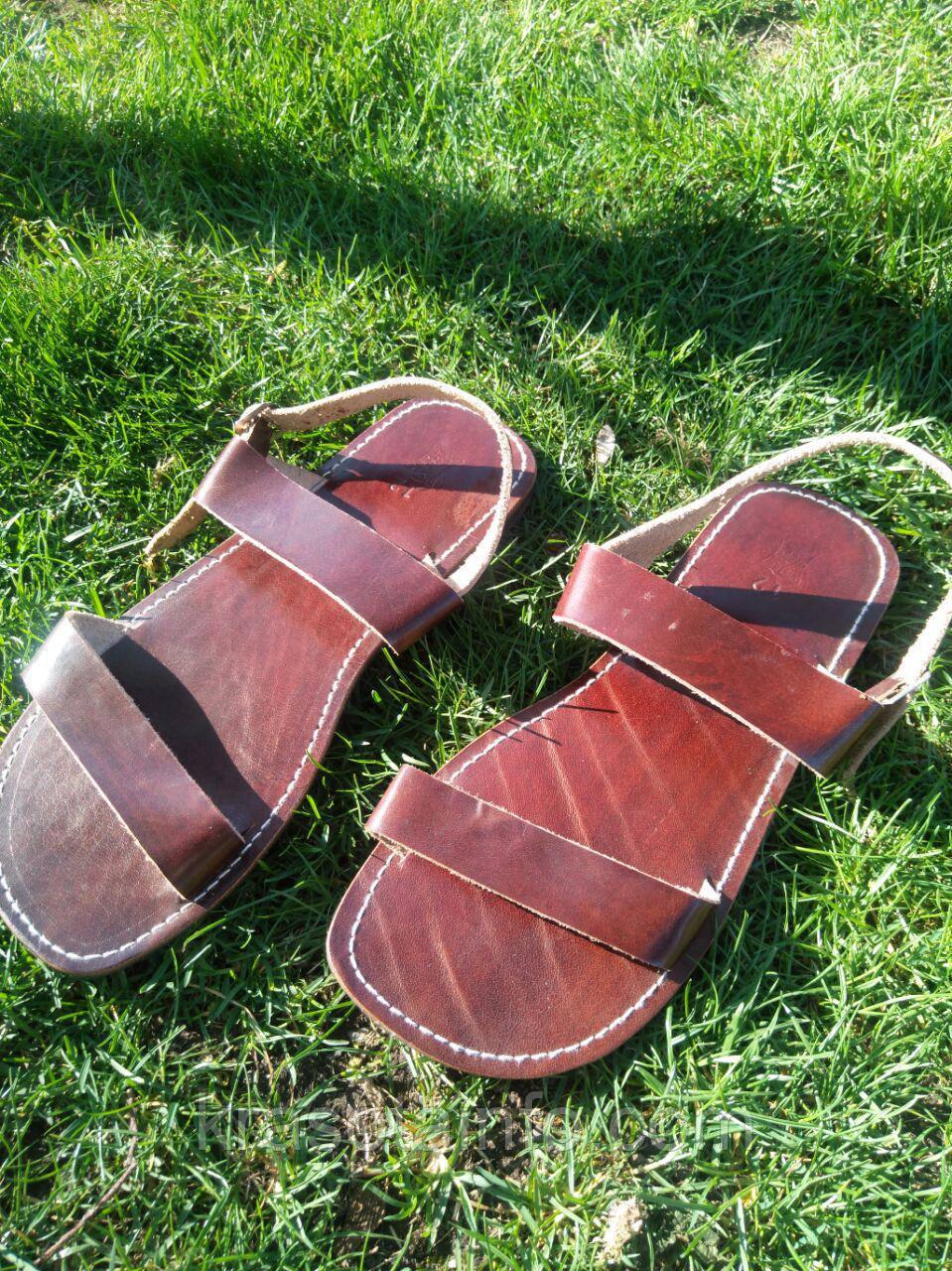 Распродажа! Кожа Сандалии мужские кожаные. Выбор размеров.  Босоножки, сандали натуральная кожа