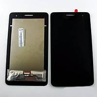 Дисплей (экран) для Huawei T1 (S8-701u) 8.0 MediaPad + тачскрин, цвет черный