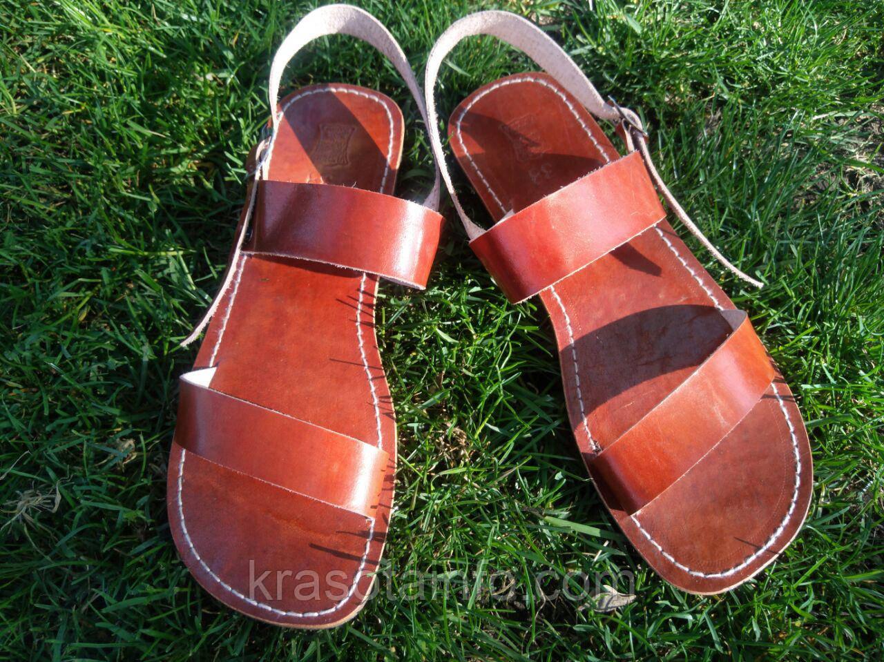 Распродажа остатков Сандалии кожаные женские. Выбор размеров.  Босоножки, сандали кожа