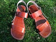 Распродажа остатков Сандалии кожаные женские. Выбор размеров.  Босоножки, сандали кожа , фото 1