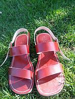 Сандалии кожаные женские. Выбор размеров.  Босоножки, сандали кожа , фото 1