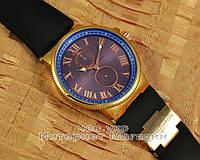 Мужские наручные часы Ulysse Nardin Quartz Blue Gold реплика кварц двойной механизм