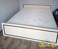 Кровать Ким с Каркасным матрасом Світ Меблів