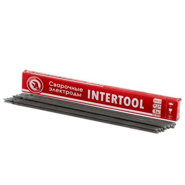 Электроды сварочные intertool