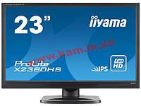 "Монитор iiYama 23"" LED IPS X2380HS-B1"