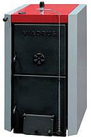 Твердотопливный угольный котел Viadrus U 22 C - 8 секций 47 кВт, фото 1