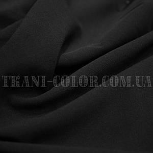 Костюмная ткань тиар черная