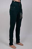 Джинсы вельветовые женские  с корсетом .оптом и в розницу. размеры 26-31., фото 1