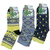 Бамбуковые женские носки Орнамент