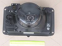 Фара МАЗ 12V прямоугольная ручной корректор (пр-во Руденск). 112-03.29-01. Цена с НДС.