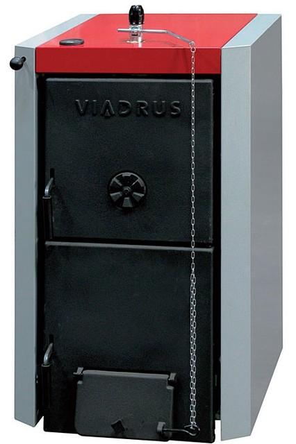 Твердотопливный угольный котел Viadrus U 22 C - 10 секций 58 кВт.