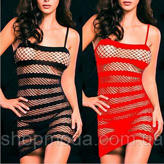 Эротическое белье. Эротическое платье - сетка Livia Corsetti (38 размер XS ), фото 2