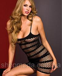 Эротическое белье. Эротическое платье - сетка Livia Corsetti (38 размер XS )