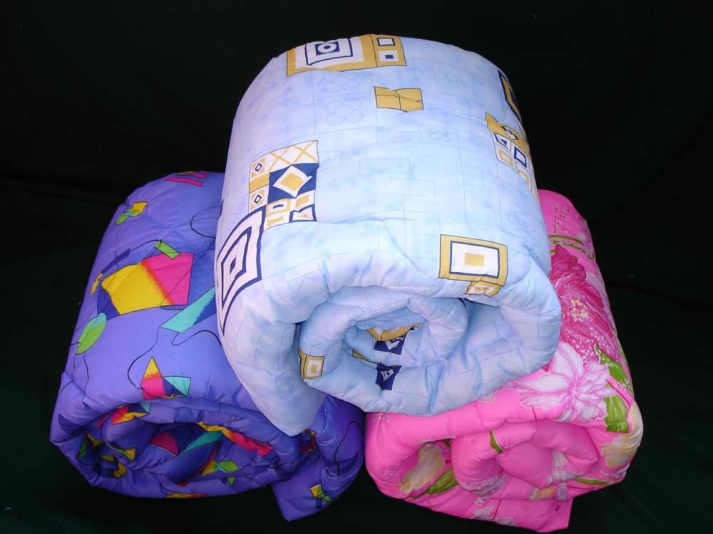 Одеяло холлофайбер летнее евро размера